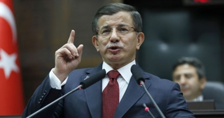 Davutoğlu tekrarladı: TAK yapsa da sorumlu YPG'dir