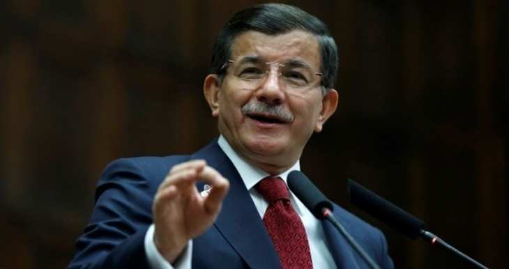 Davutoğlu: PKK 2013 Mayıs'ına dönerse her şey yeniden konuşulabilir