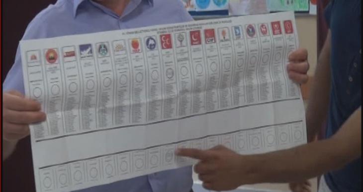 İstanbul seçmeni 'geçersiz oy' rekoru kırdı
