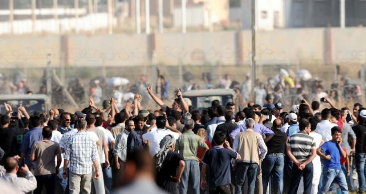 Genelkurmay: Suriye sınırından geçmeye çalışan 1241 kişi yakalandı