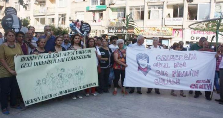 Mersin ve Adana'da Berkin'in failleri soruldu