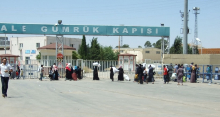 YPG'nin zaferinin ardından siviller Til Ebyad'a dönüyor