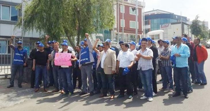 Çan Ortak Girişimi'nde direniş devam ediyor