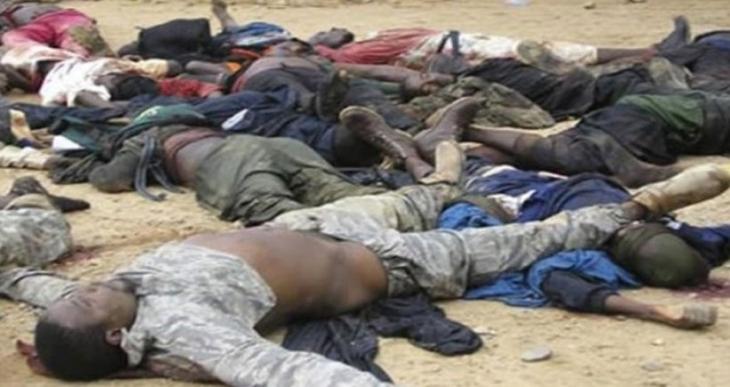 Çölde onlarca göçmen cesedi!