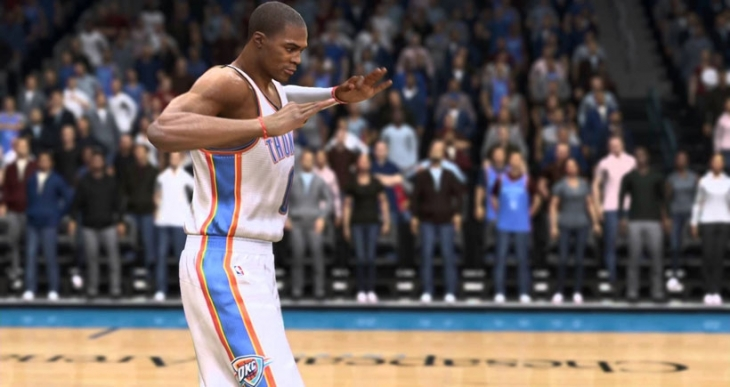 NBA oyununda Kibar Feyzo'nun müziği kullanıldı