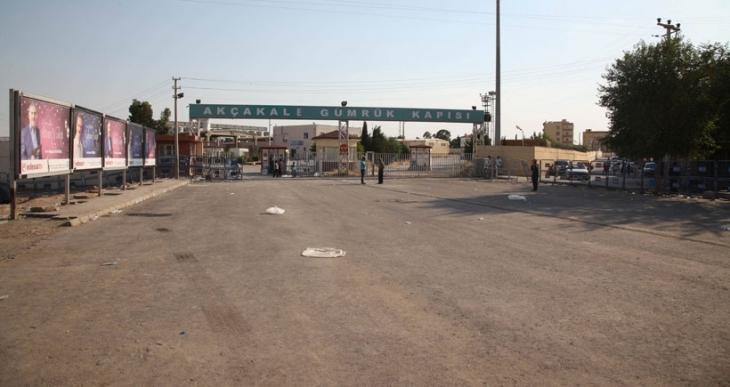 Til Ebyad'a dönüşler 2 günlüğüne durduruldu