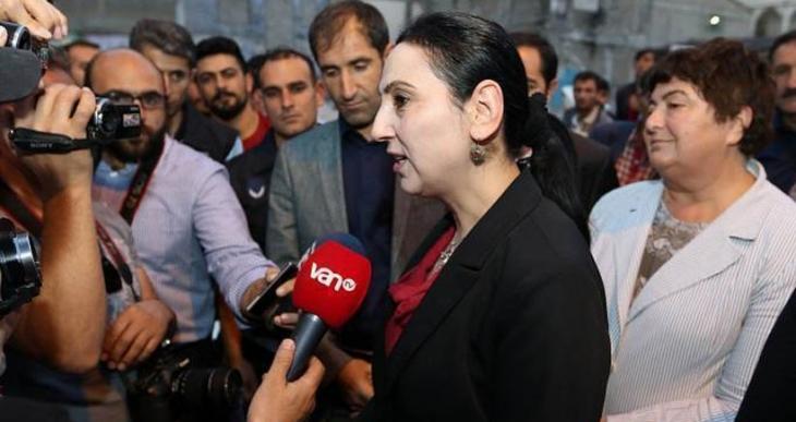Yüksekdağ: HDP koalisyonda kriz yaratan bir durumda olmayacak