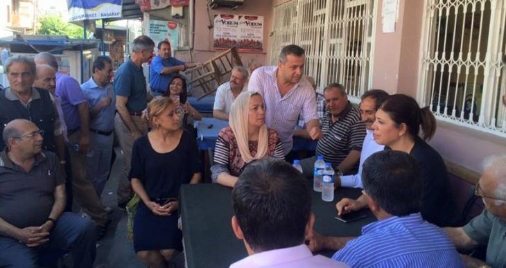 Beştaş Adana'da  mesaiye başladı