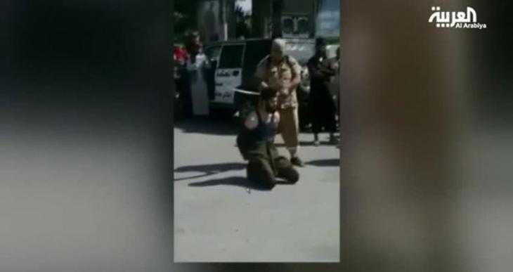 IŞİD el Nusra liderini infaz etti