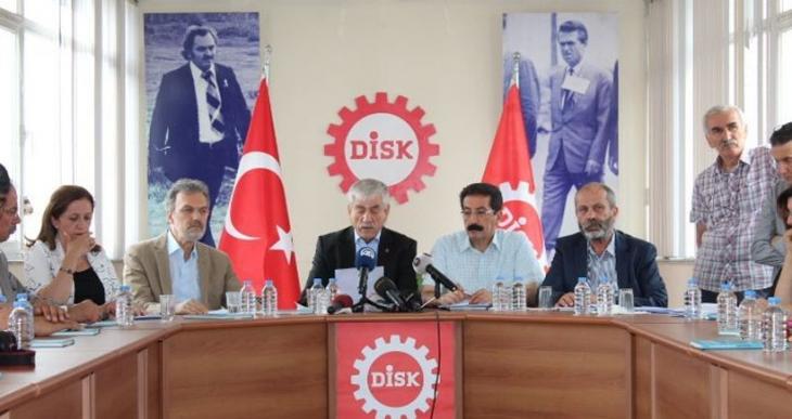 1 Mayıs'ta Taksim yasağına suç duyurusu