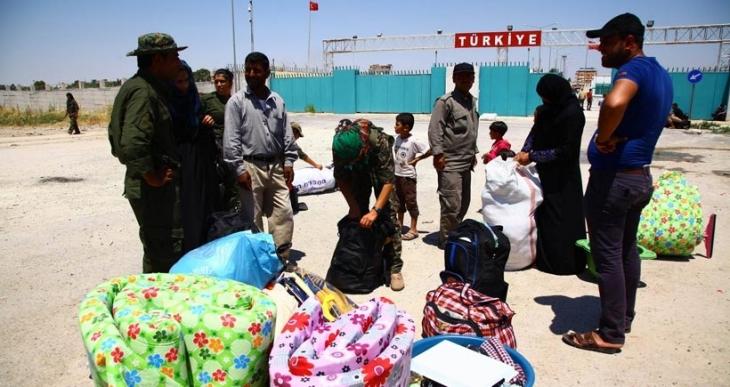 Urfa Barosu: Til Ebyadlılar IŞİD'den kaçtı