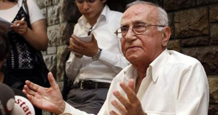 Gazeteci Cüneyt Arcayürek hayatını kaybetti