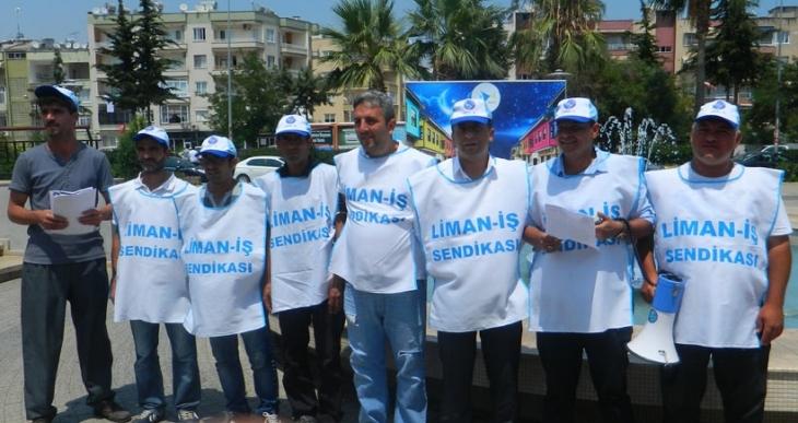 Teknosa protesto edildi