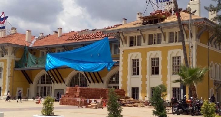 Adana Garı tadilatında İş kazasına davetiye