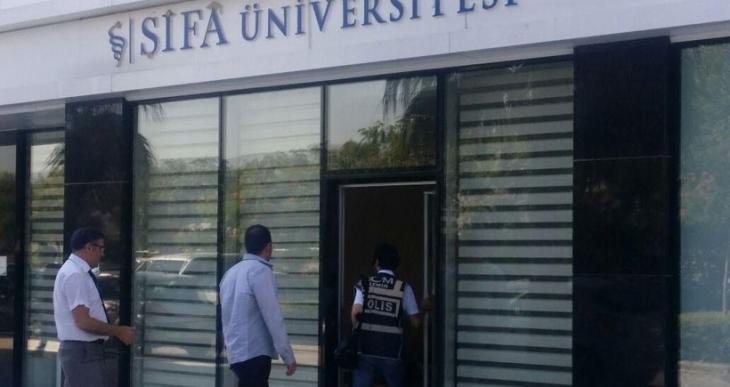 Türkiye Tabipler Vakfı'na polis baskını