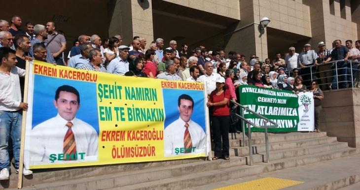Linç edilen Ekrem Kaçeroğlu'nun davası görüldü: Deliller kayıp, sanıklar serbest
