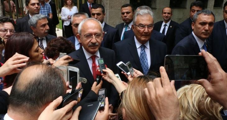 Kılıçdaroğlu: Meclis Başkanlığı önerisinin koalisyonla ilgisi yok