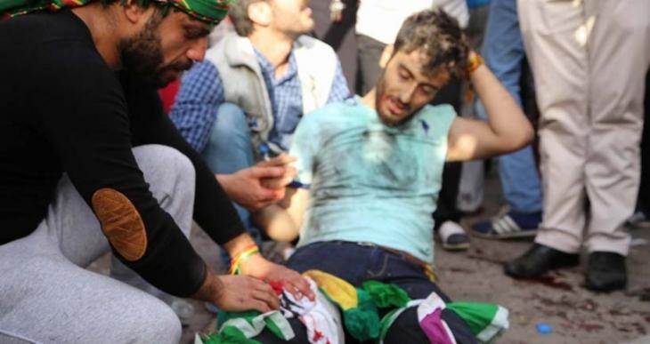 Diyarbakır Emniyeti, 5 kişinin öldüğü miting için polislere ödül istemiş