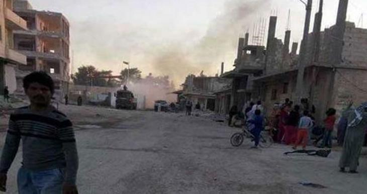 Kobanê'ye sızan IŞİD'e operasyon: 11 ölü