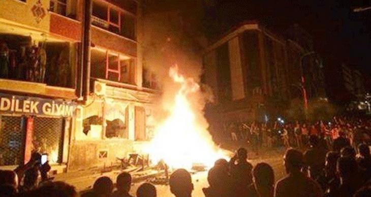 Kobane eylemlerinin ilk davası görüldü: Yoldan geçen herkesi almışlar
