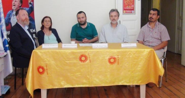 İstanbul Üniversitesinde sürgün: Rektör Ak'tan  Eğitim Sen'e gözdağı