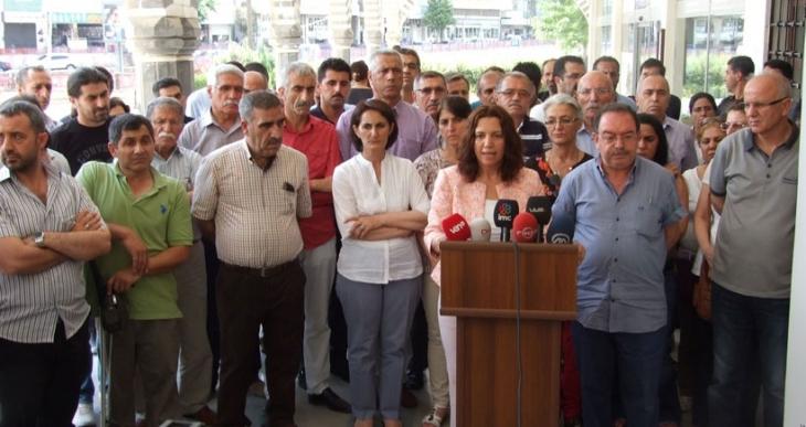 DTK Sağlık Meclisi, Kobanê yaralılarına ilişkin açıklama yaptı