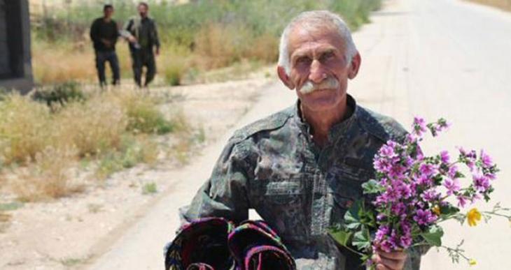 60 yaşındaki Sinoplu YPG'li IŞİD saldırısında katledildi