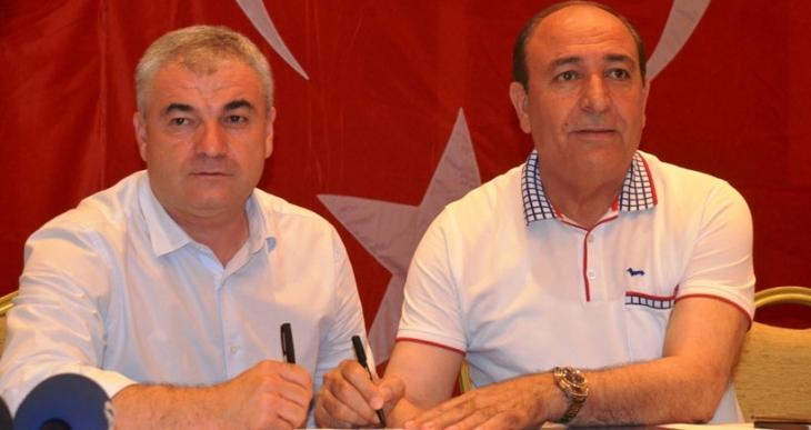 Mersin İdmanyurdu Teknik Direkörü Rıza Çalımbay istifa etti