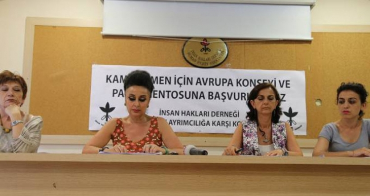 İHD'den Avrupa Parlamentosu'na Kamp Armen için mektup