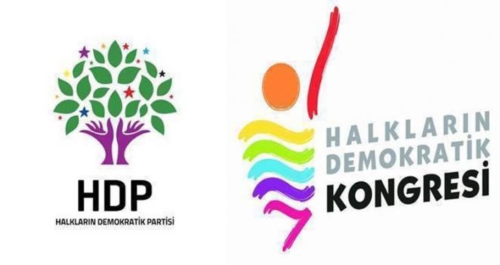 HDP ve HDK'den Yunanistan'a destek çağrısı