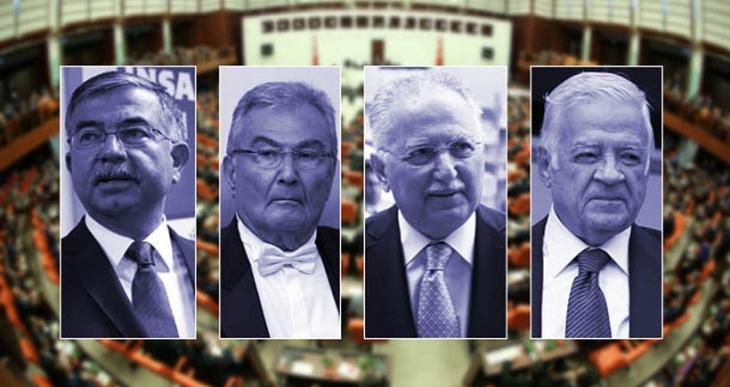 Meclis Başkanlığı seçiminde sonuç çıkmadı, gözler yarına çevrildi