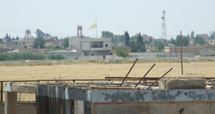 Til Ebyad'da kuşatılan IŞİD'liler öldürüldü