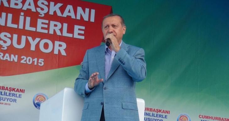 CHP'li Atıcı: Erdoğan'ın Mersin mitinginin maliyeti 200 bin lira