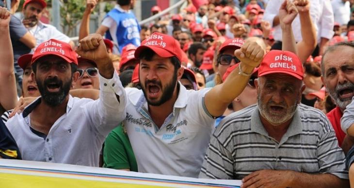 İZENERJİ'de bayram sonrası grev kararı alındı