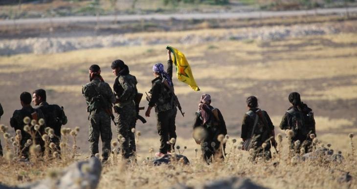 YPG: 2 köy kurtarıldı, 15 IŞİD'li öldürüldü