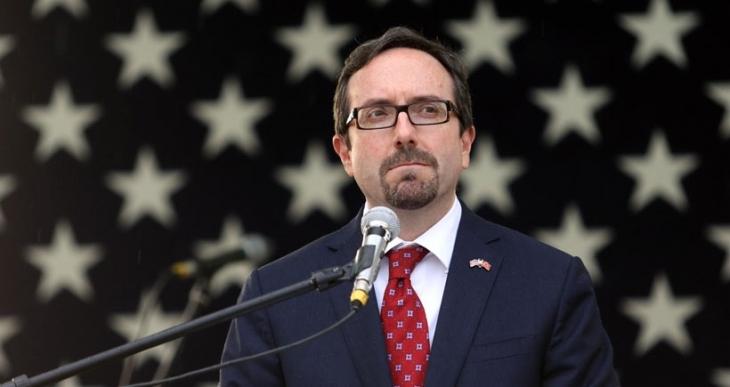 ABD Büyükelçisi Bass: Sınır bölgesini kim kontrol ediyorsa DAEŞ'le mücadele etmeli