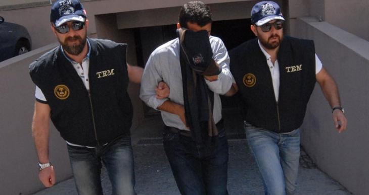 IŞİD operasyonunda gözaltına alınanlar adliyeye sevk edildi