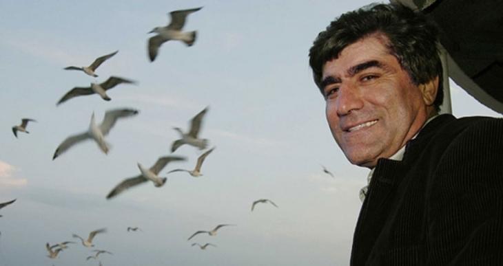 Hrant Dink  Oratoryosu'nun prömiyeri  Yerevan'da