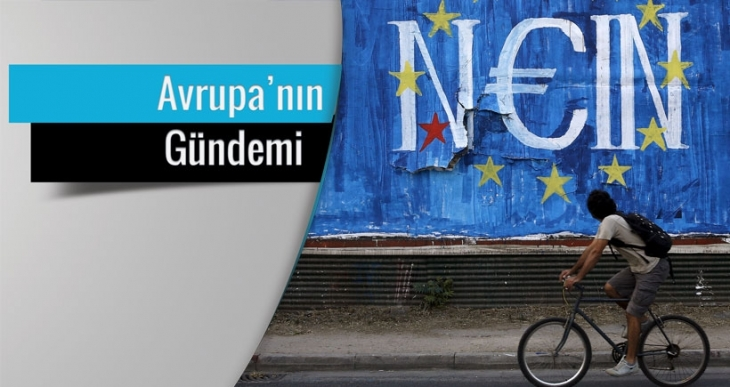 AB'nin Yunanistan'a  şantajı devam ediyor
