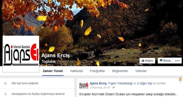 Savcılık, facebook'ta yorum yapanların IP bilgilerini istedi