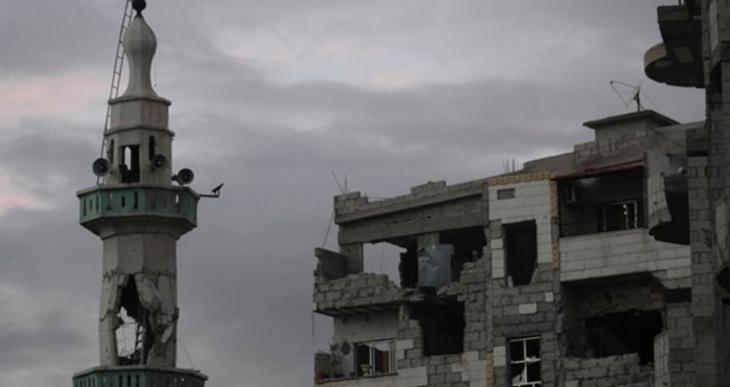 İdlib'te camide patlama: En az 25 ölü