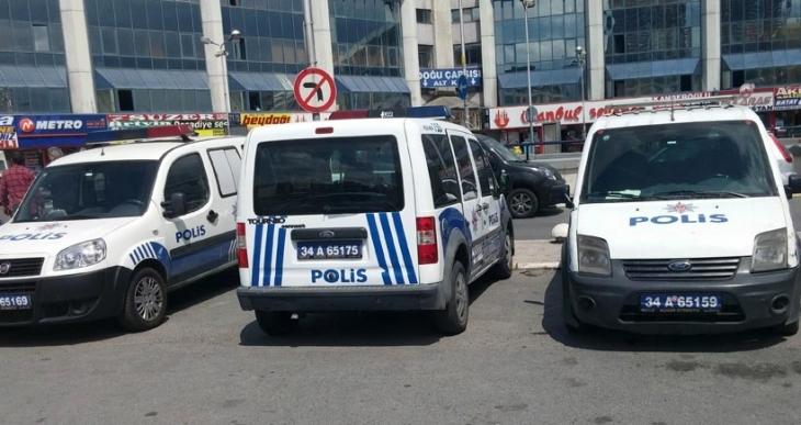 İstanbul otogarında silahlı kavga: Yaralılar var