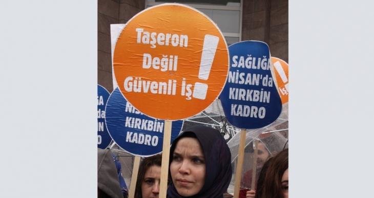 ODTÜ'deki kadın işçiler TİS'e hazırlanıyor