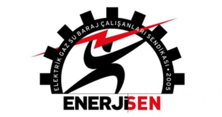 Enerji-Sen Başkanı görevinden alındı