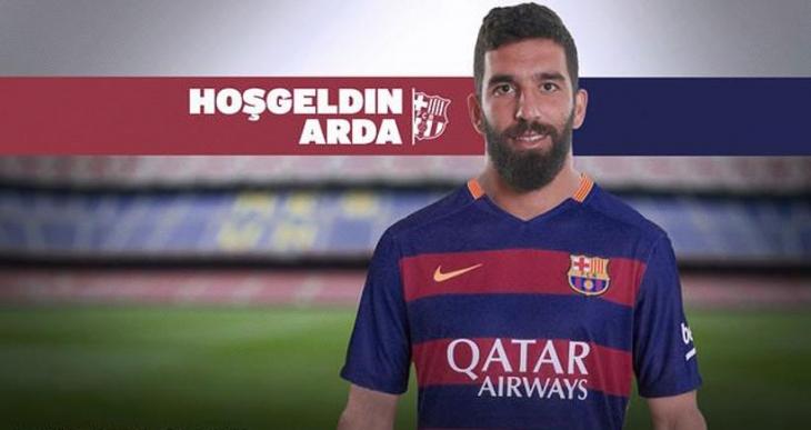 Arda Turan Barcelona'da