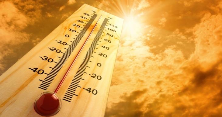 Kavurucu sıcaklar kapıda
