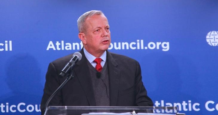 ABD'li general Türkiye'de: Gündem Suriye