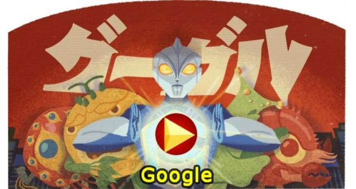 Google, film gibi Doodle yaptı