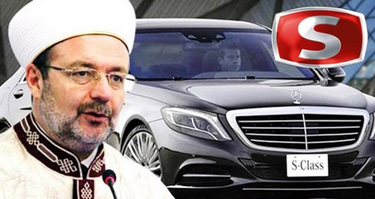 Samanyolu'ya 'milyonluk Mercedes' cezası