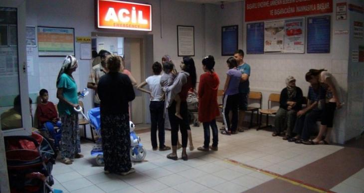 Edirne'de iftar yemeğinden 100 kişi zehirlendi